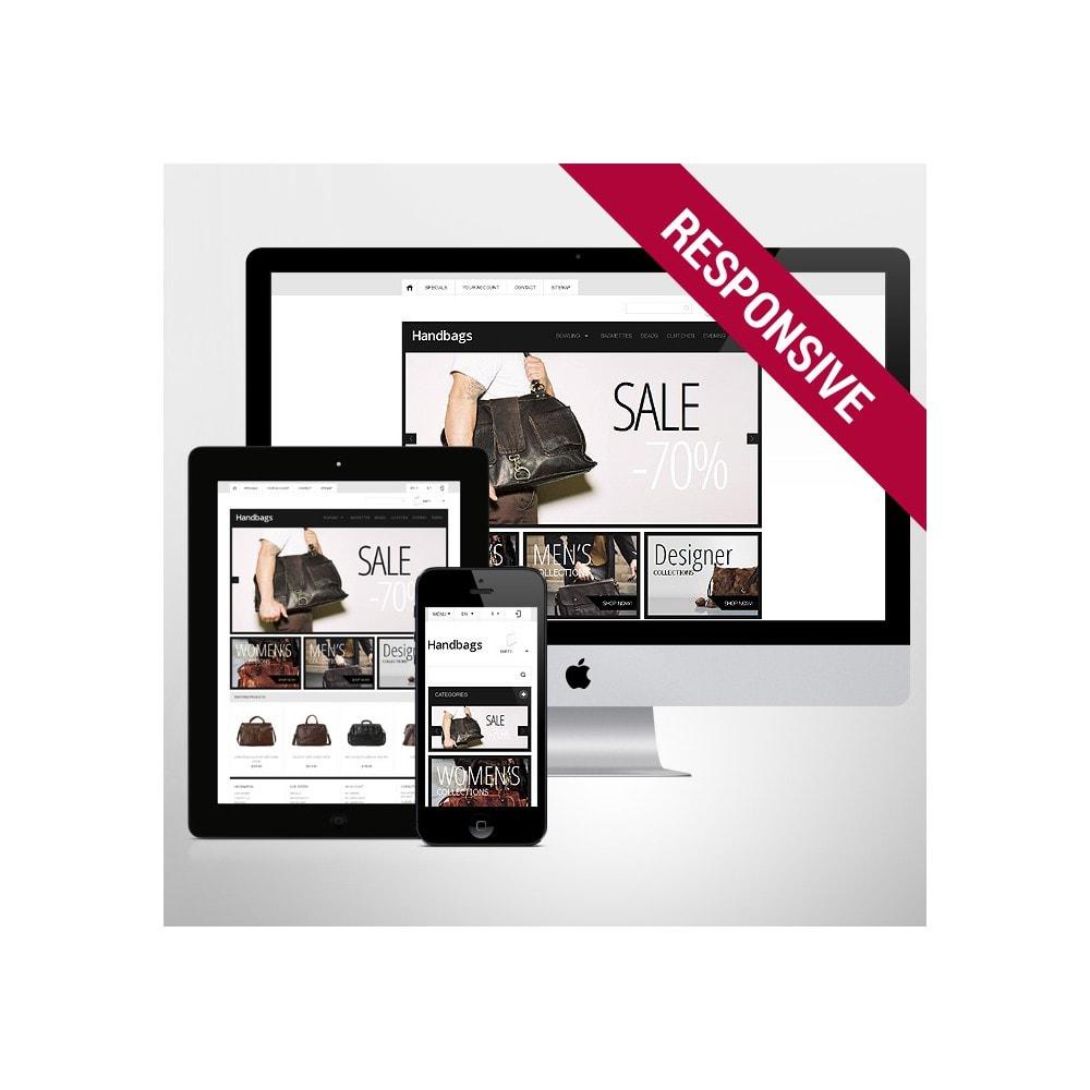theme - Moda & Calçados - Responsive Handbags Boutique - 1