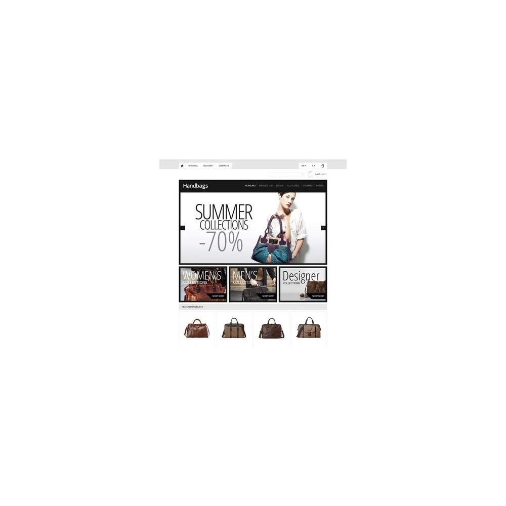 theme - Moda & Calçados - Responsive Handbags Boutique - 2