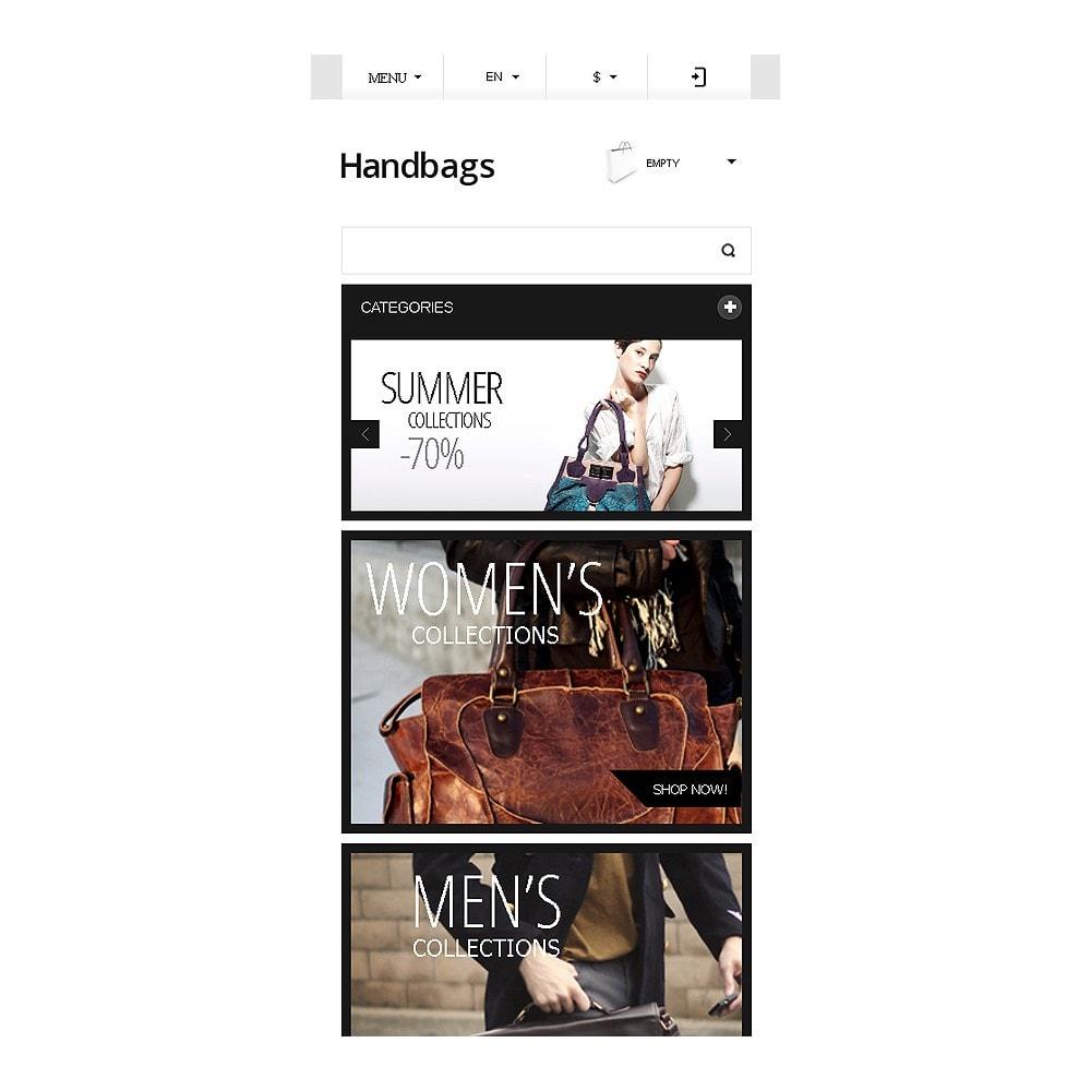 theme - Moda & Calçados - Responsive Handbags Boutique - 9