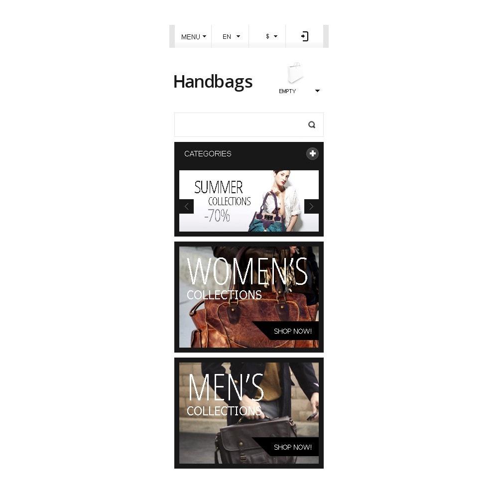 theme - Moda & Calzature - Responsive Handbags Boutique - 10
