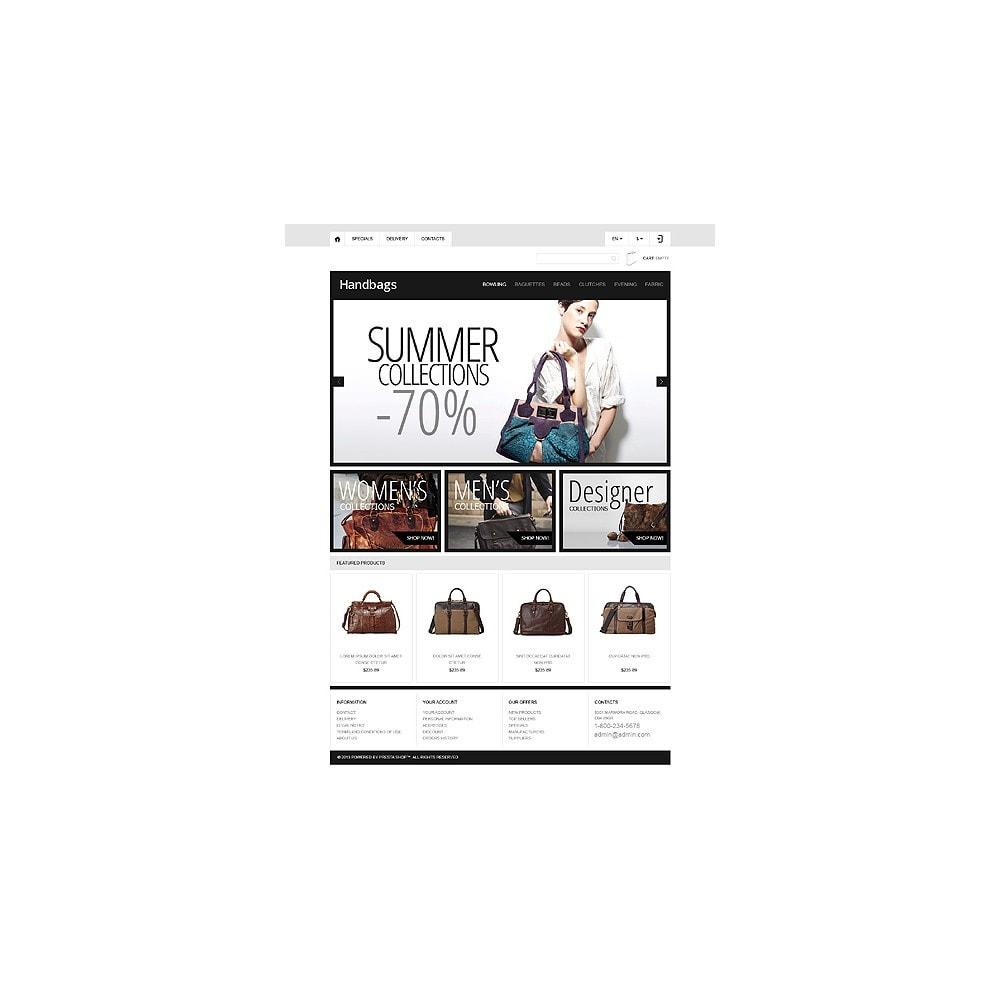 theme - Moda & Calçados - Responsive Handbags Boutique - 11