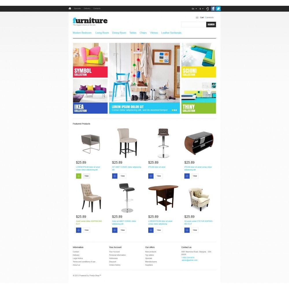 theme - Arte & Cultura - Modern Furniture - 4