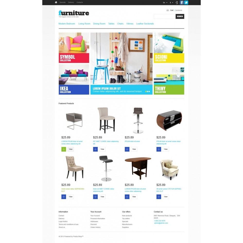 theme - Arte & Cultura - Modern Furniture - 5