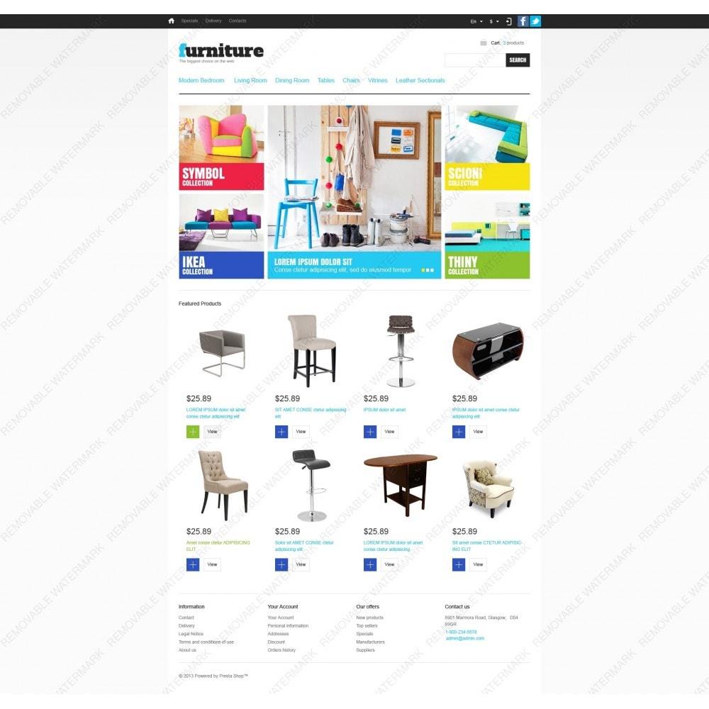 theme - Arte & Cultura - Modern Furniture - 6
