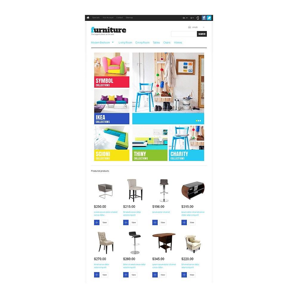 theme - Arte & Cultura - Modern Furniture - 8