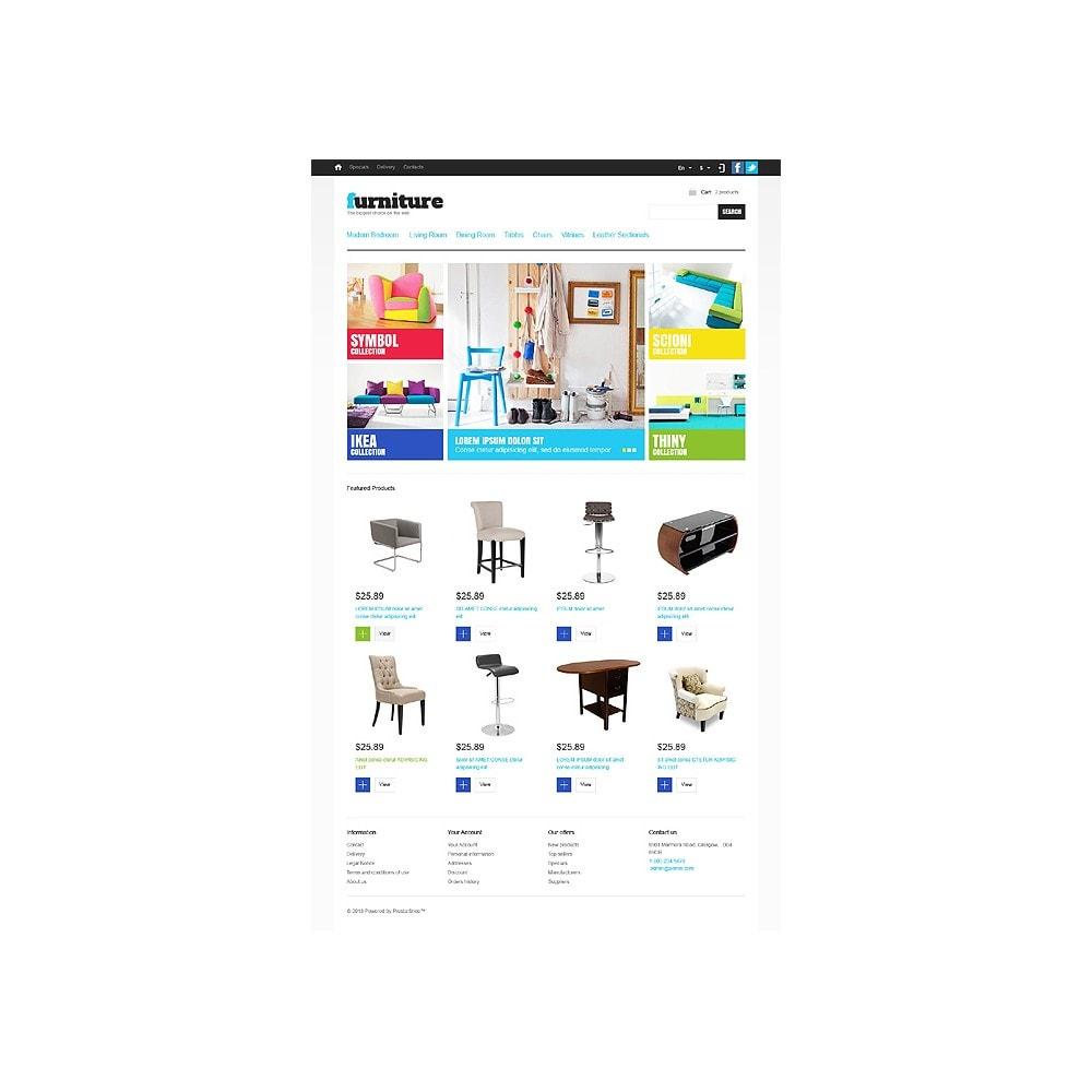 theme - Arte & Cultura - Modern Furniture - 11
