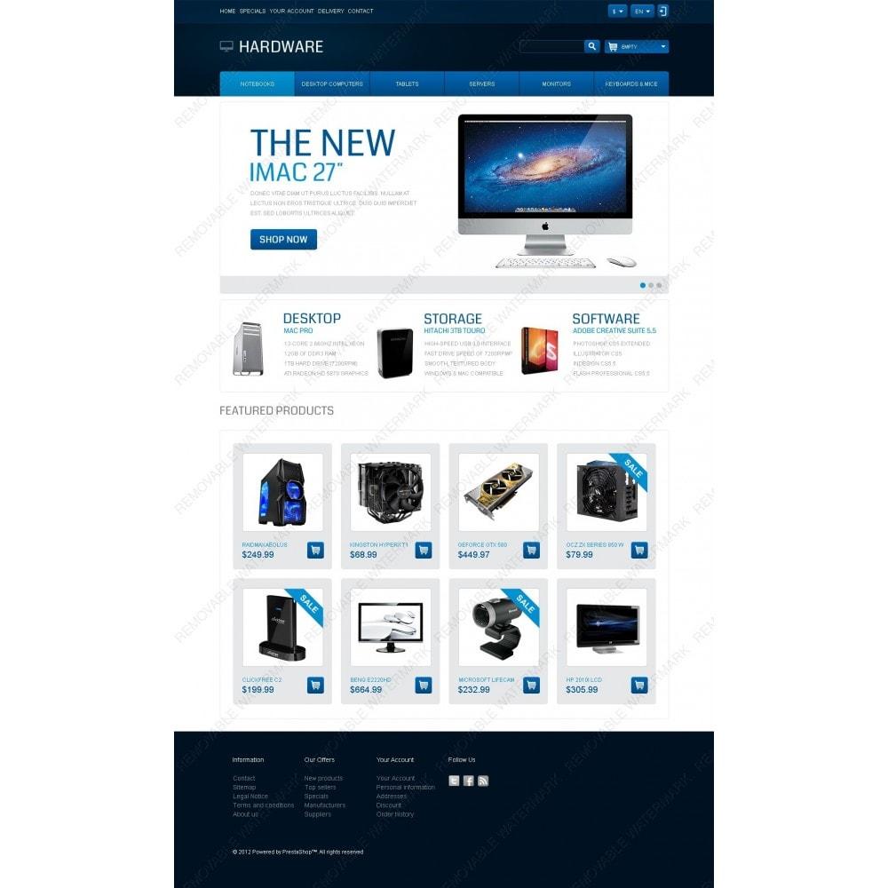 theme - Elektronica & High Tech - Responsive Hardware Store - 3