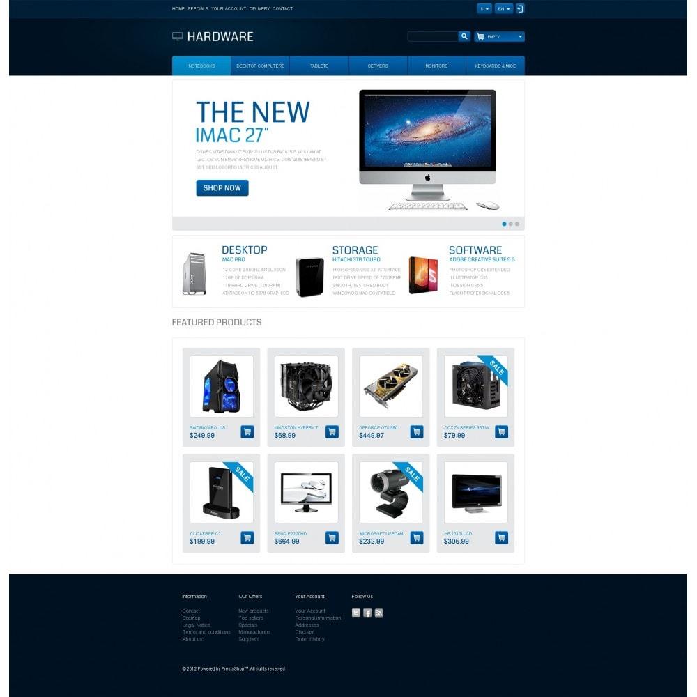 theme - Elektronica & High Tech - Responsive Hardware Store - 4