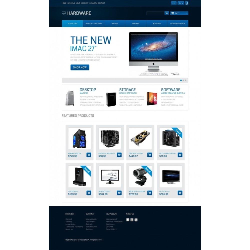 theme - Elektronica & High Tech - Responsive Hardware Store - 5