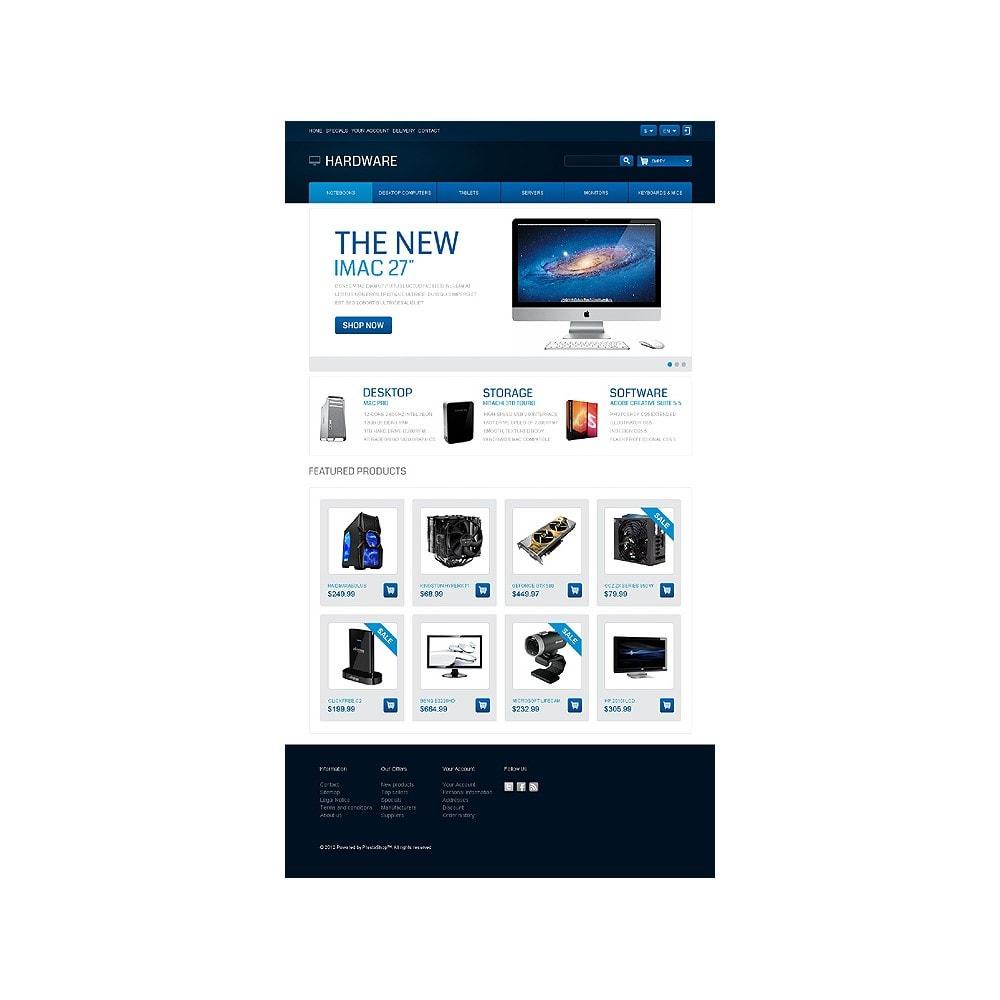 theme - Elektronica & High Tech - Responsive Hardware Store - 11