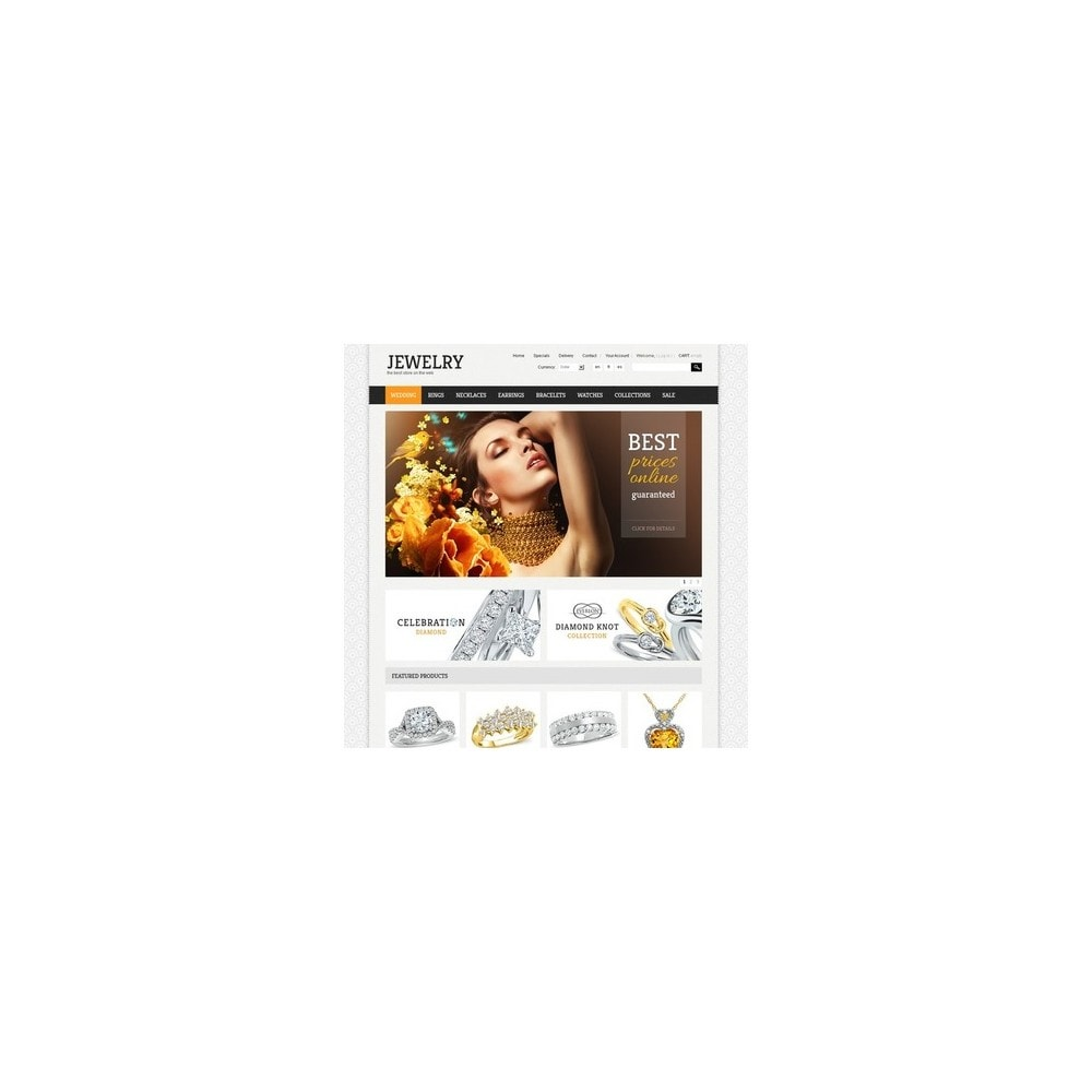 theme - Mode & Chaussures - Jewelry Theme - 4