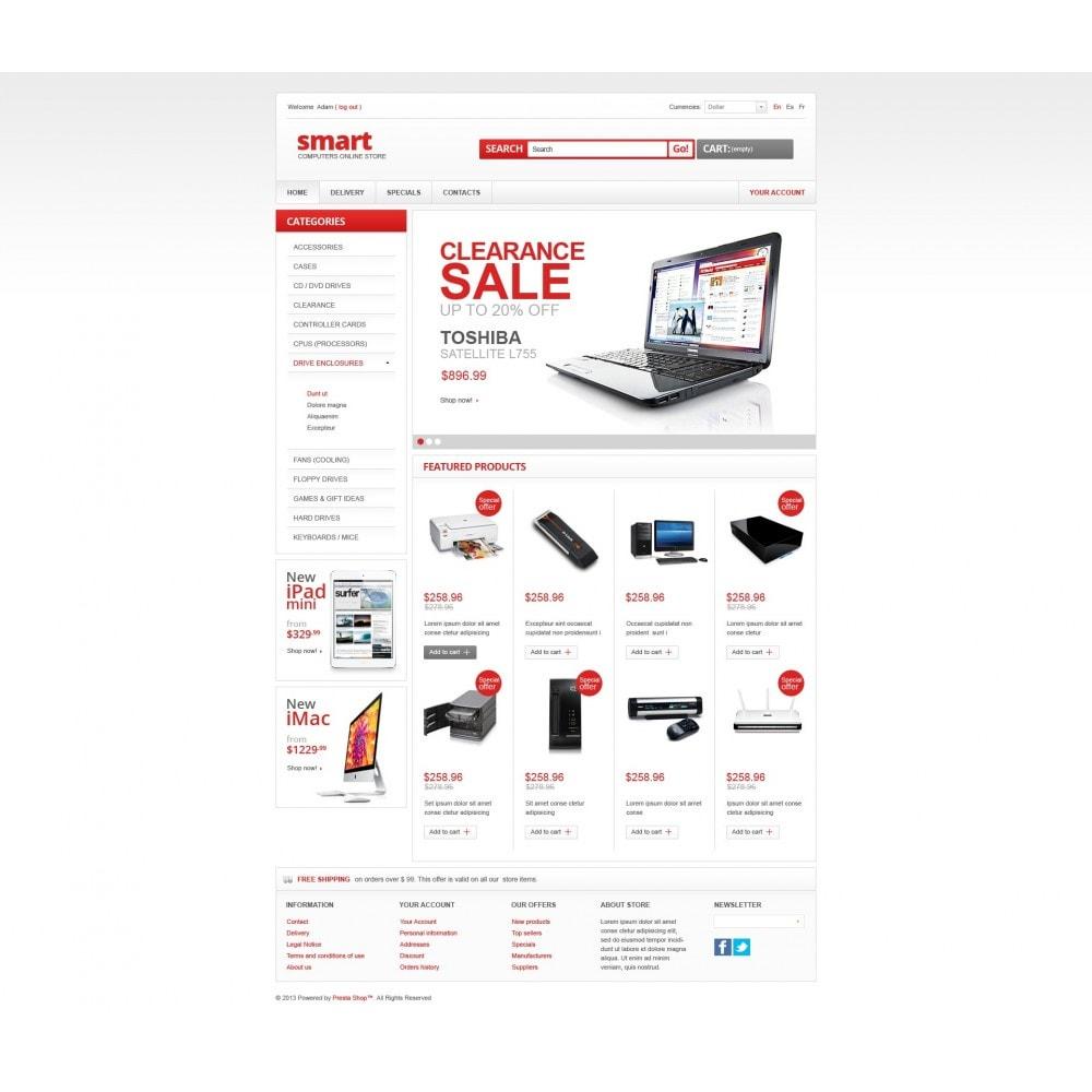 theme - Электроника и компьютеры - Smart Computer Store - 3
