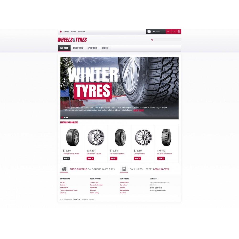 theme - Auto & Moto - Wheels & Tyres Store - 4