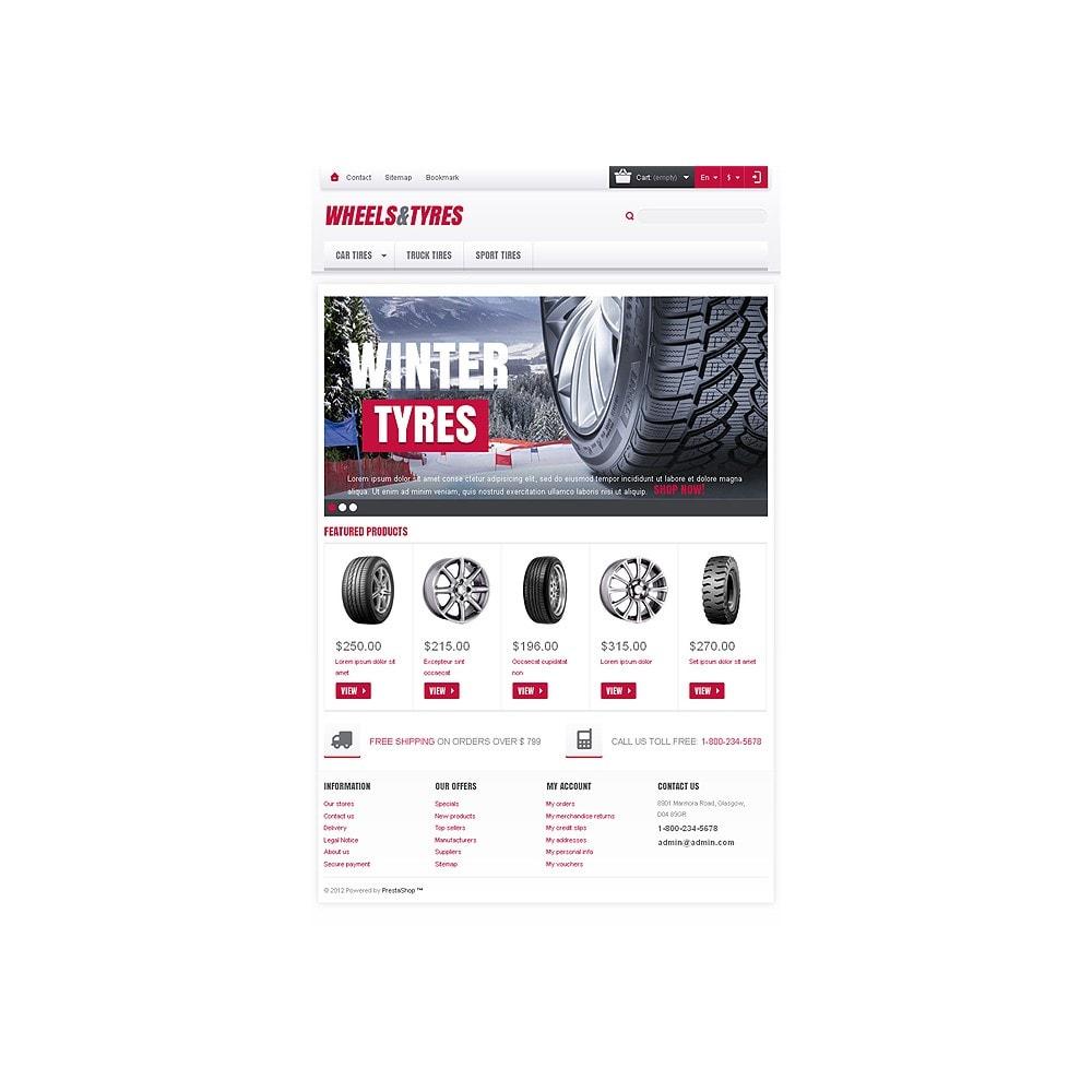 theme - Auto & Moto - Wheels & Tyres Store - 8