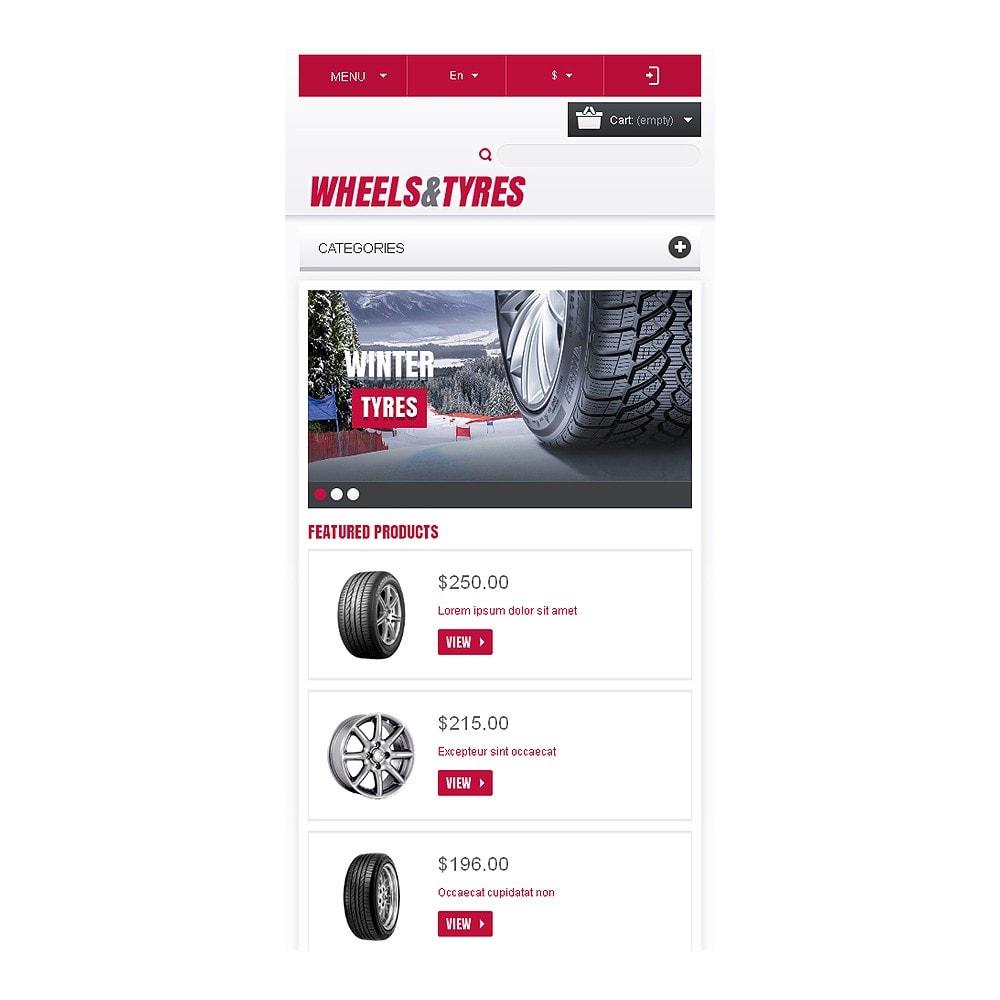 theme - Auto & Moto - Wheels & Tyres Store - 9