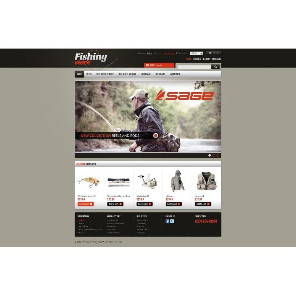 theme - Sports, Activities & Travel - Fishing Store - 3