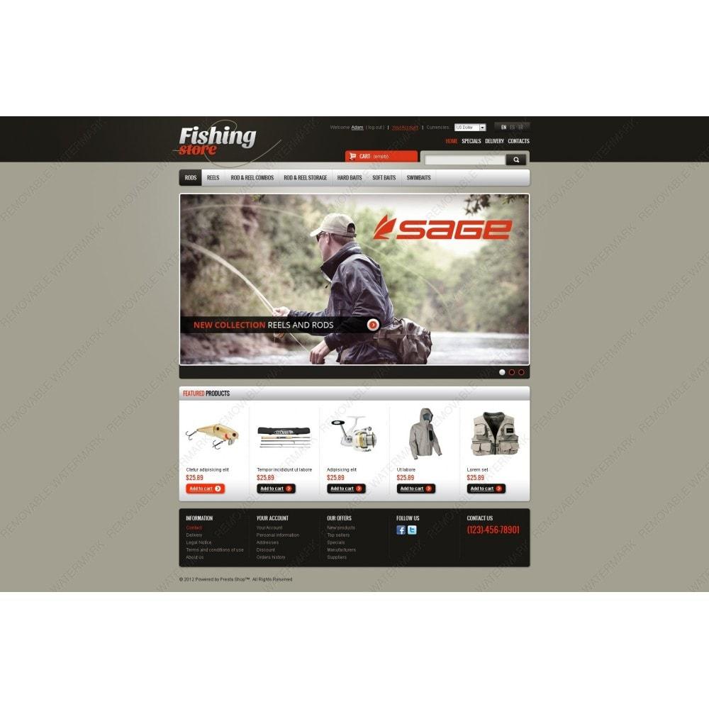 theme - Sports, Activities & Travel - Fishing Store - 7