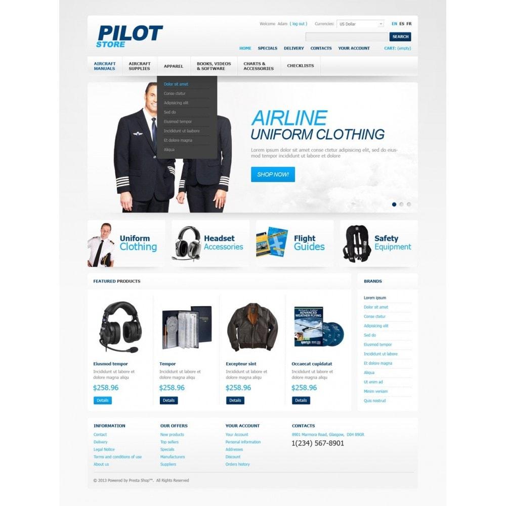 theme - Casa & Giardino - Pilot Store - 5