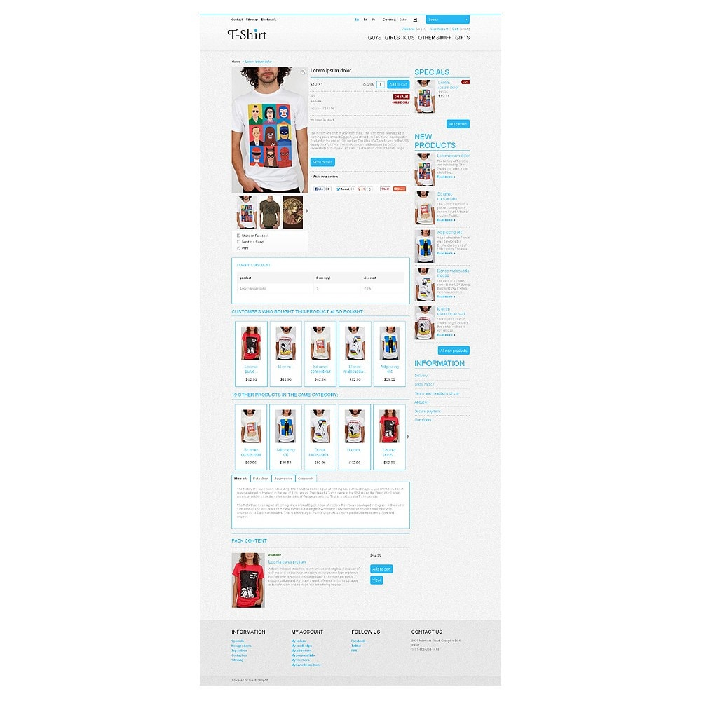 theme - Mode & Chaussures - T-Shirt Store - 6