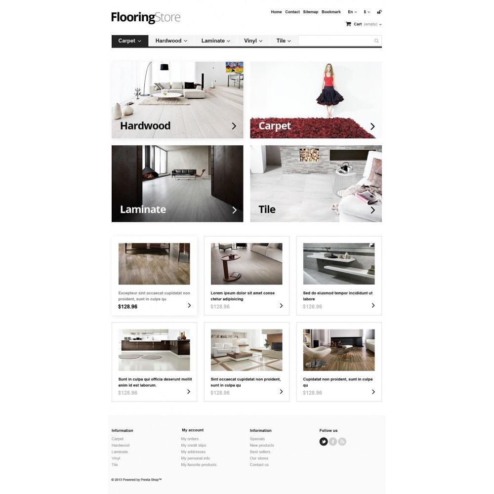 theme - Art & Culture - Responsive Flooring Store - 2