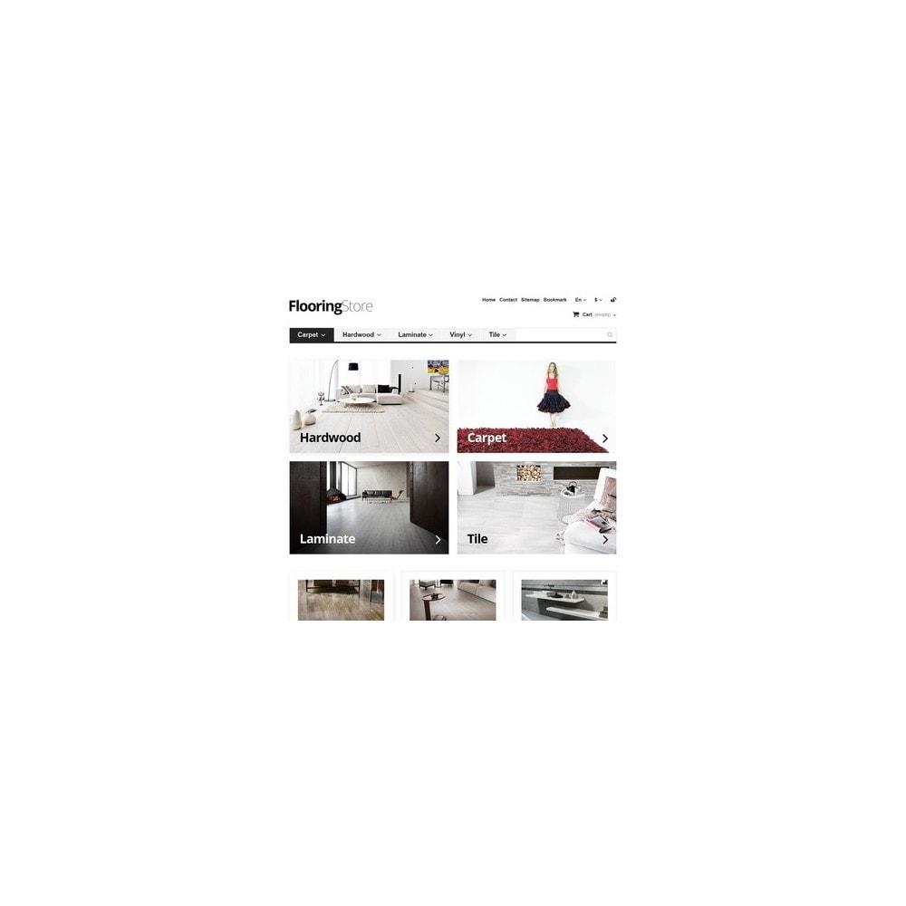 theme - Art & Culture - Responsive Flooring Store - 3