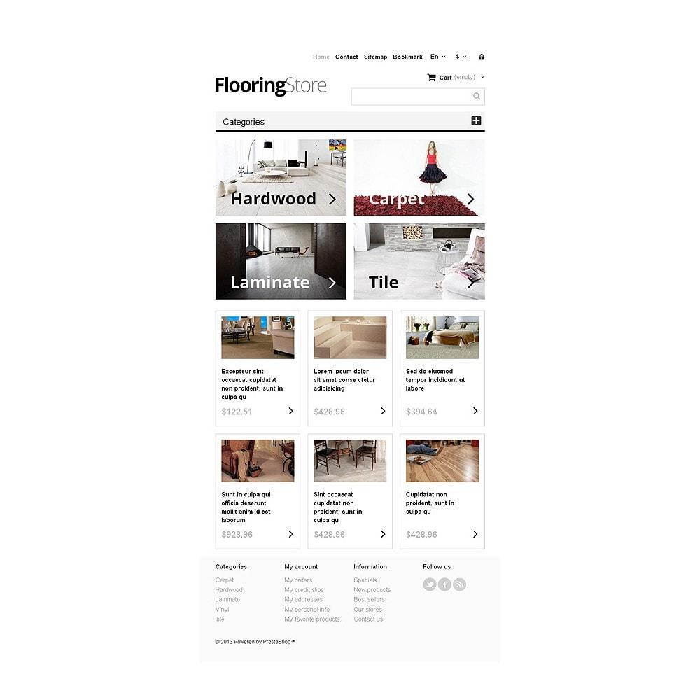 theme - Art & Culture - Responsive Flooring Store - 8