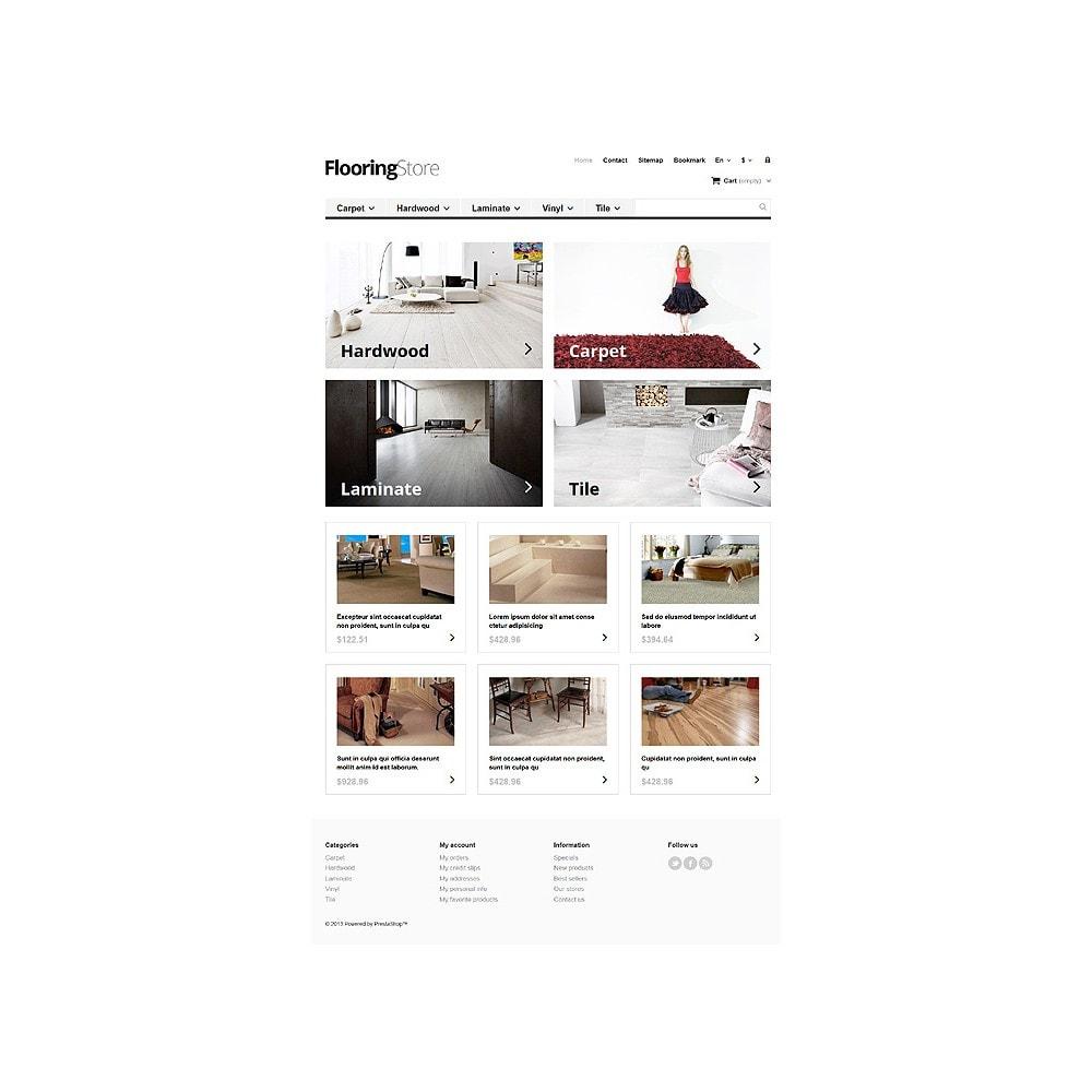 theme - Art & Culture - Responsive Flooring Store - 11