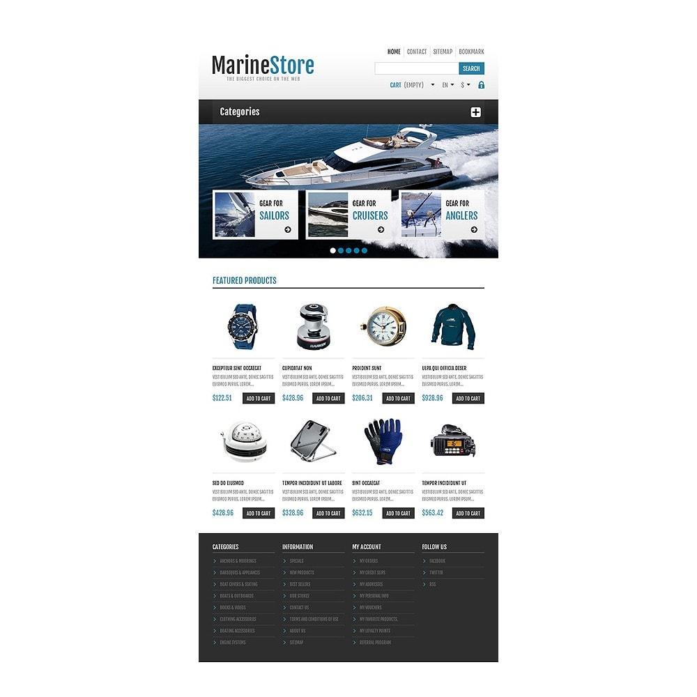 theme - Спорт и Путешествия - Responsive Marine Store - 7