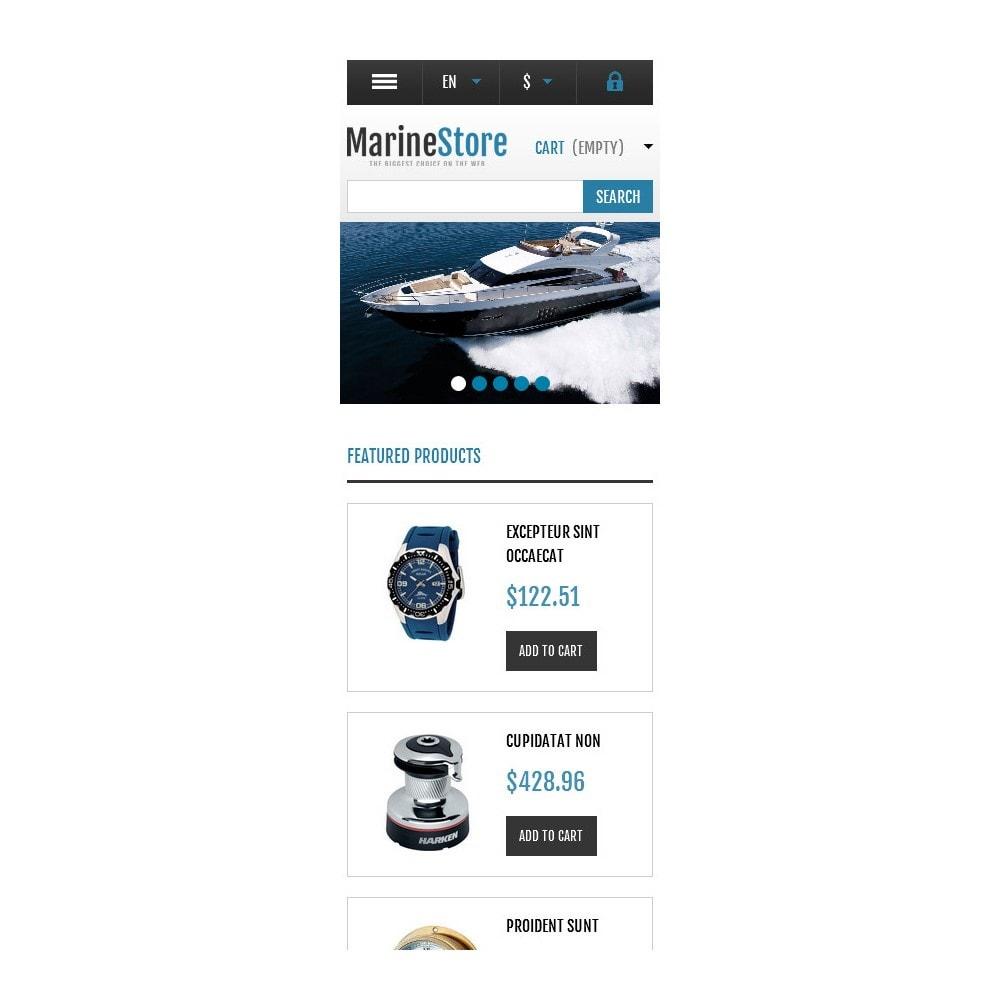 theme - Спорт и Путешествия - Responsive Marine Store - 9