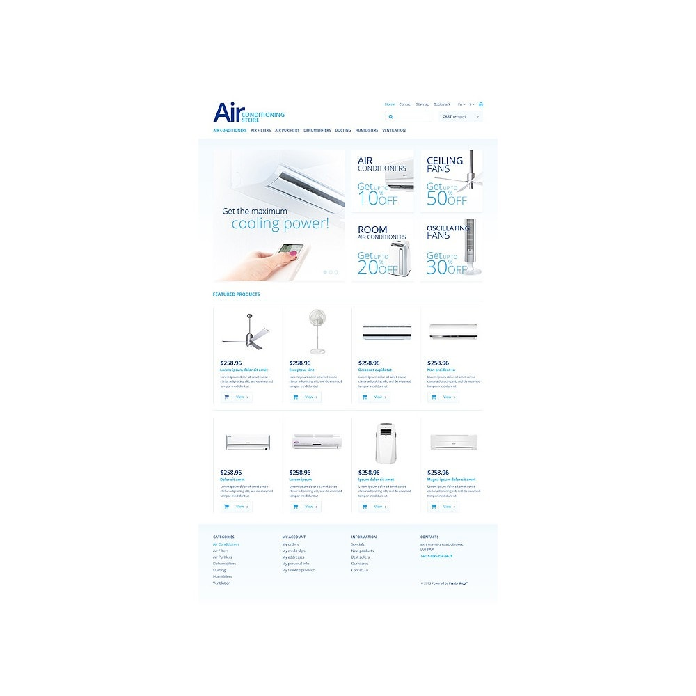 theme - Huis & Buitenleven - Air Conditioning Store - 10