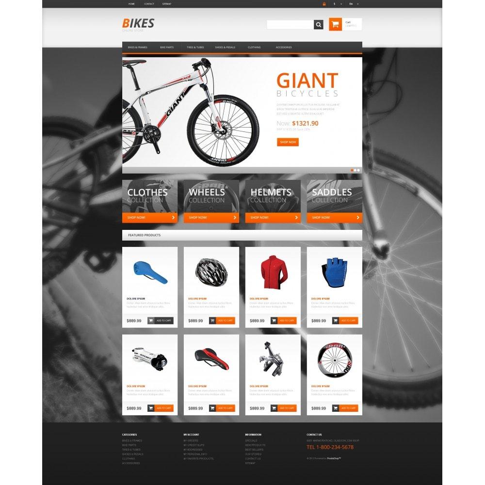 theme - Deportes, Actividades y Viajes - Responsive Bikes Store - 4