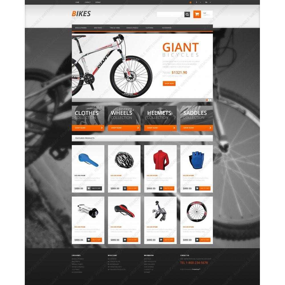 theme - Deportes, Actividades y Viajes - Responsive Bikes Store - 5