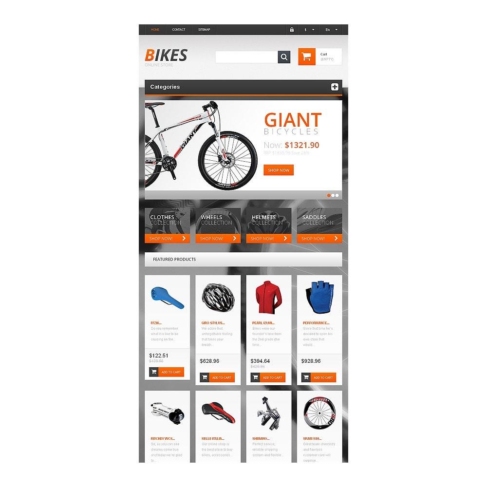 theme - Deportes, Actividades y Viajes - Responsive Bikes Store - 7