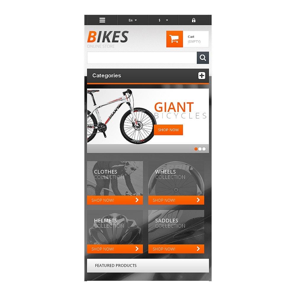 theme - Deportes, Actividades y Viajes - Responsive Bikes Store - 8