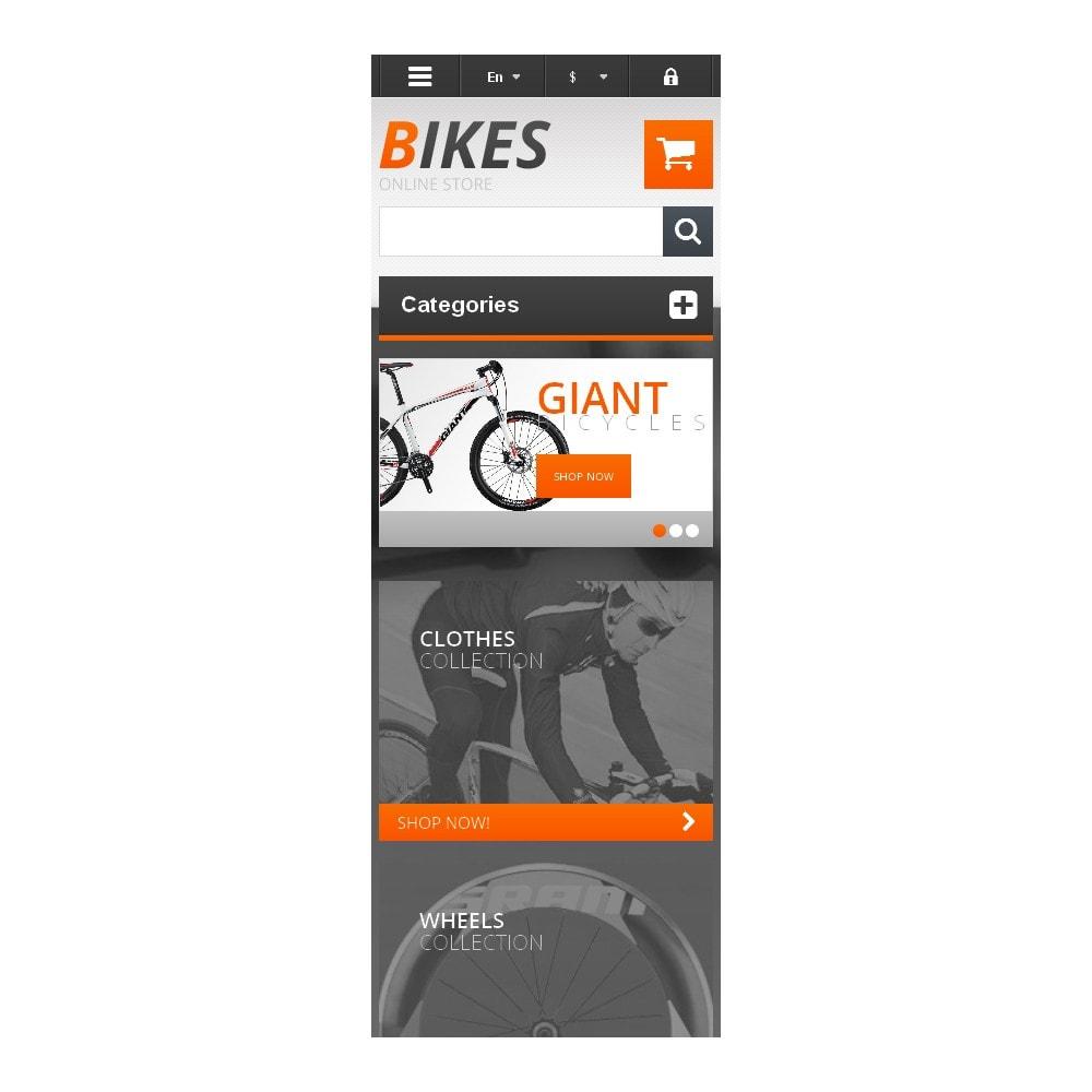 theme - Deportes, Actividades y Viajes - Responsive Bikes Store - 9