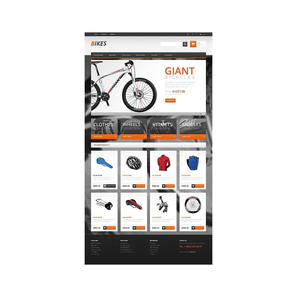 theme - Deportes, Actividades y Viajes - Responsive Bikes Store - 10