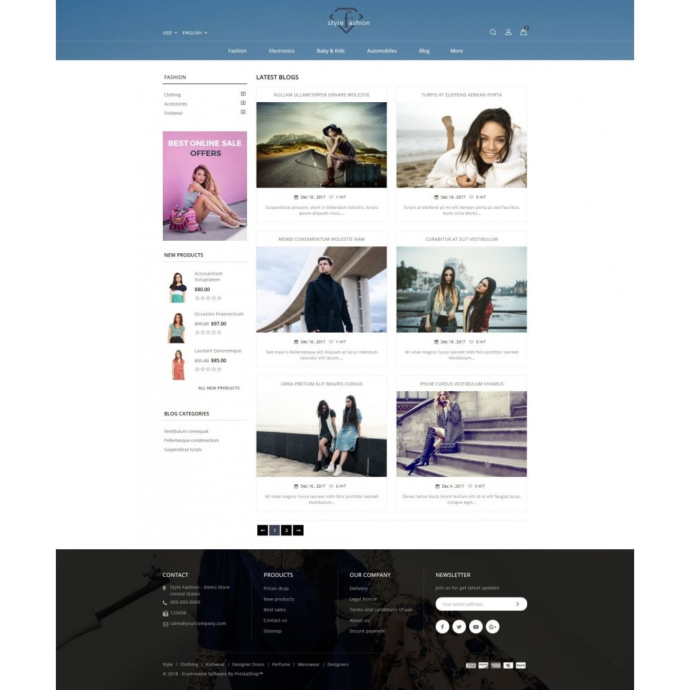 theme - Fashion & Shoes - Style Fashion Store - 9