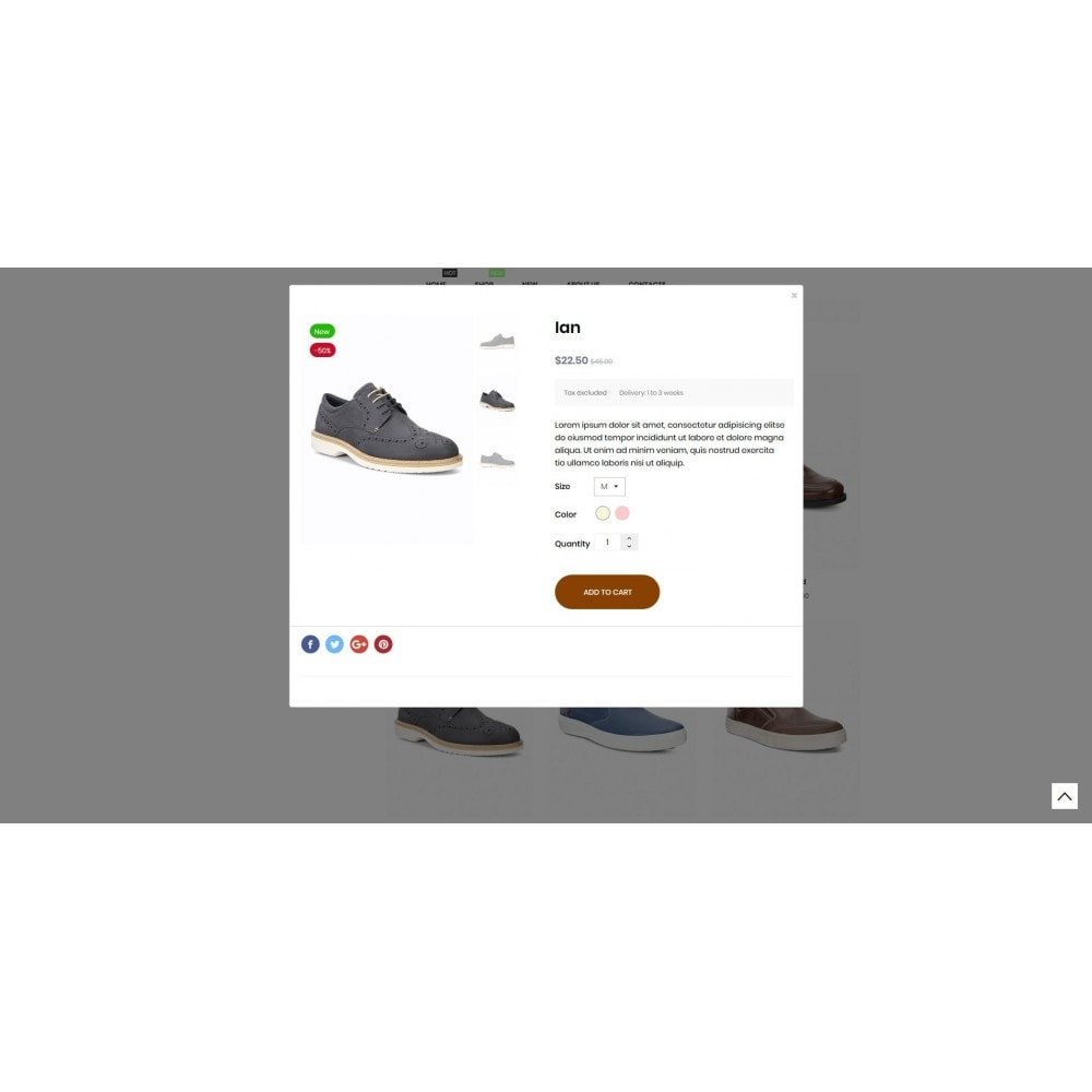 theme - Mode & Schoenen - Outfitters Shop - 10