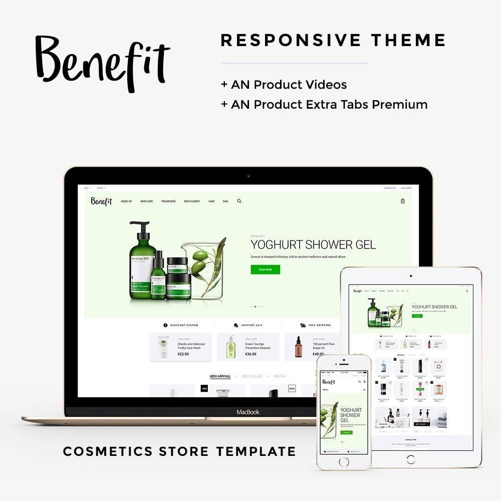 theme - Santé & Beauté - Benefit Cosmetics - 1