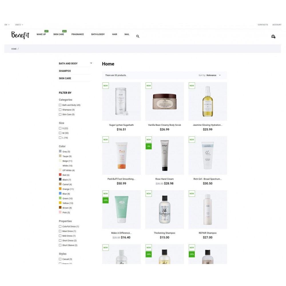 theme - Santé & Beauté - Benefit Cosmetics - 4