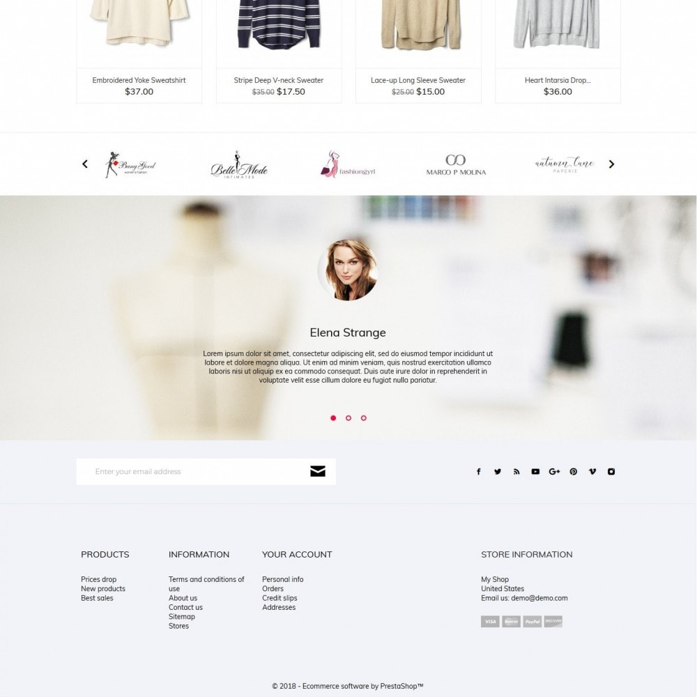theme - Mode & Schoenen - Abby Fashion Store - 4