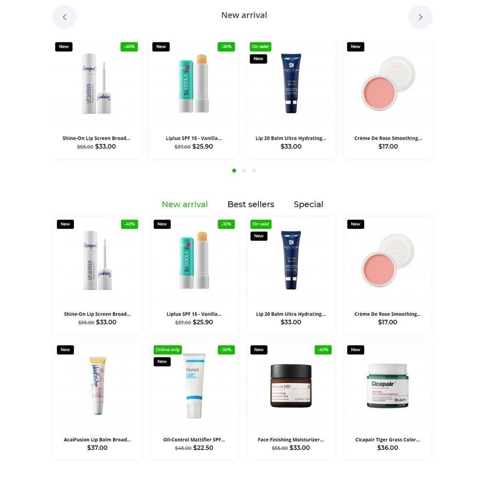 theme - Gezondheid & Schoonheid - Fancy Cosmetics - 3