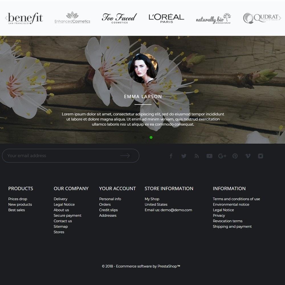 theme - Saúde & Beleza - Fancy Cosmetics - 4