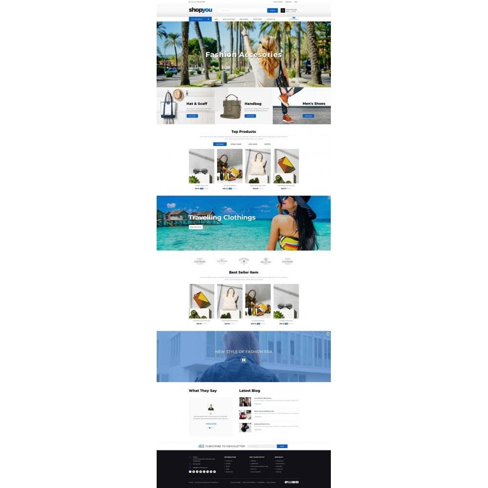 theme - Sport, Attività & Viaggi - Shopyou - Travel Store - 2