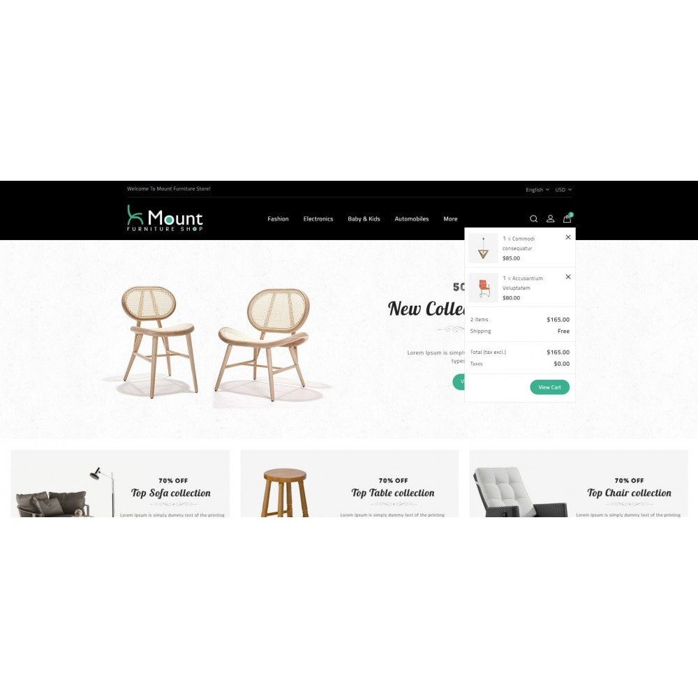 theme - Home & Garden - Mount Furniture Store - 8