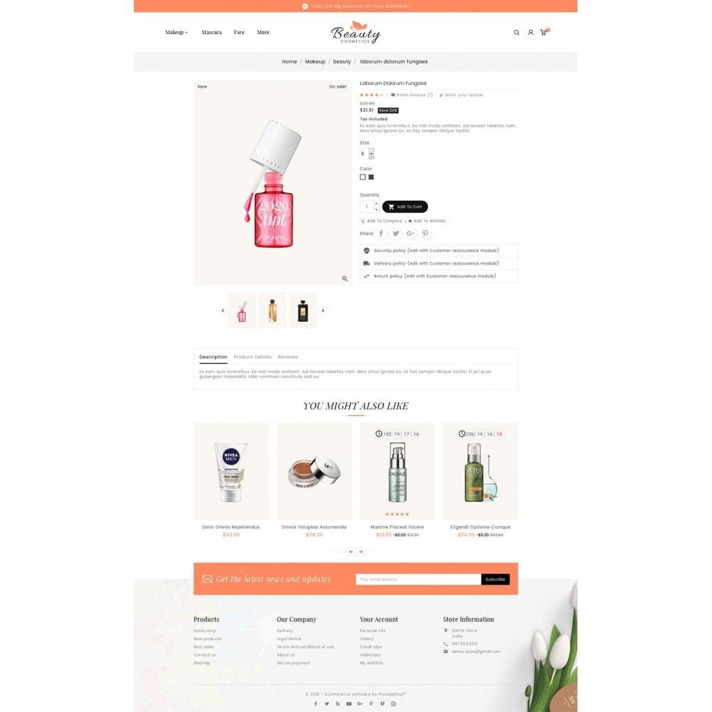 theme - Gezondheid & Schoonheid - Beauty Spa & Cosmetics - 5