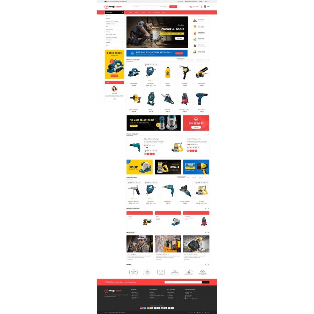 theme - Electronics & Computers - Mega Power Tools Store - 2