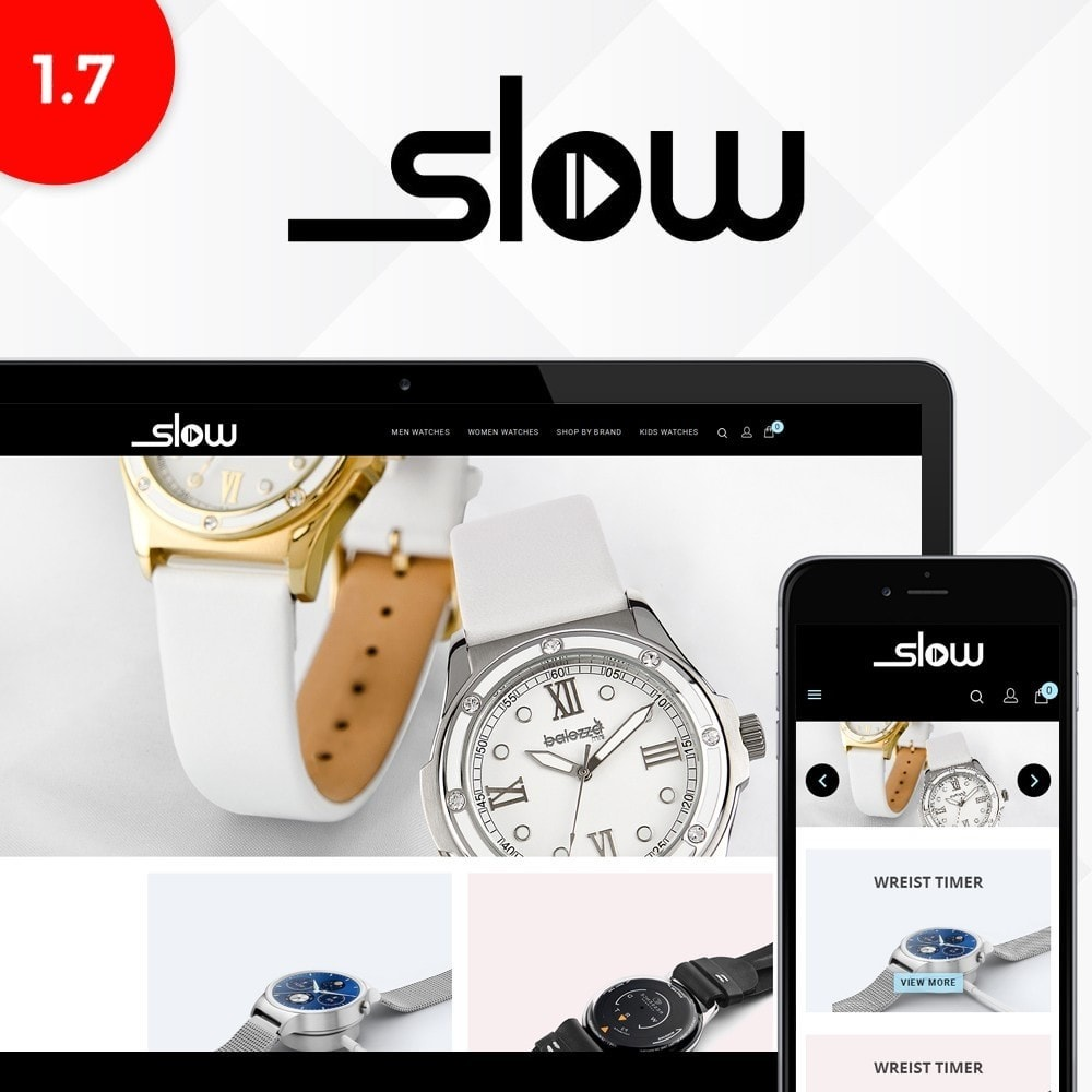 theme - Bellezza & Gioielli - Slow Watch Store - 1