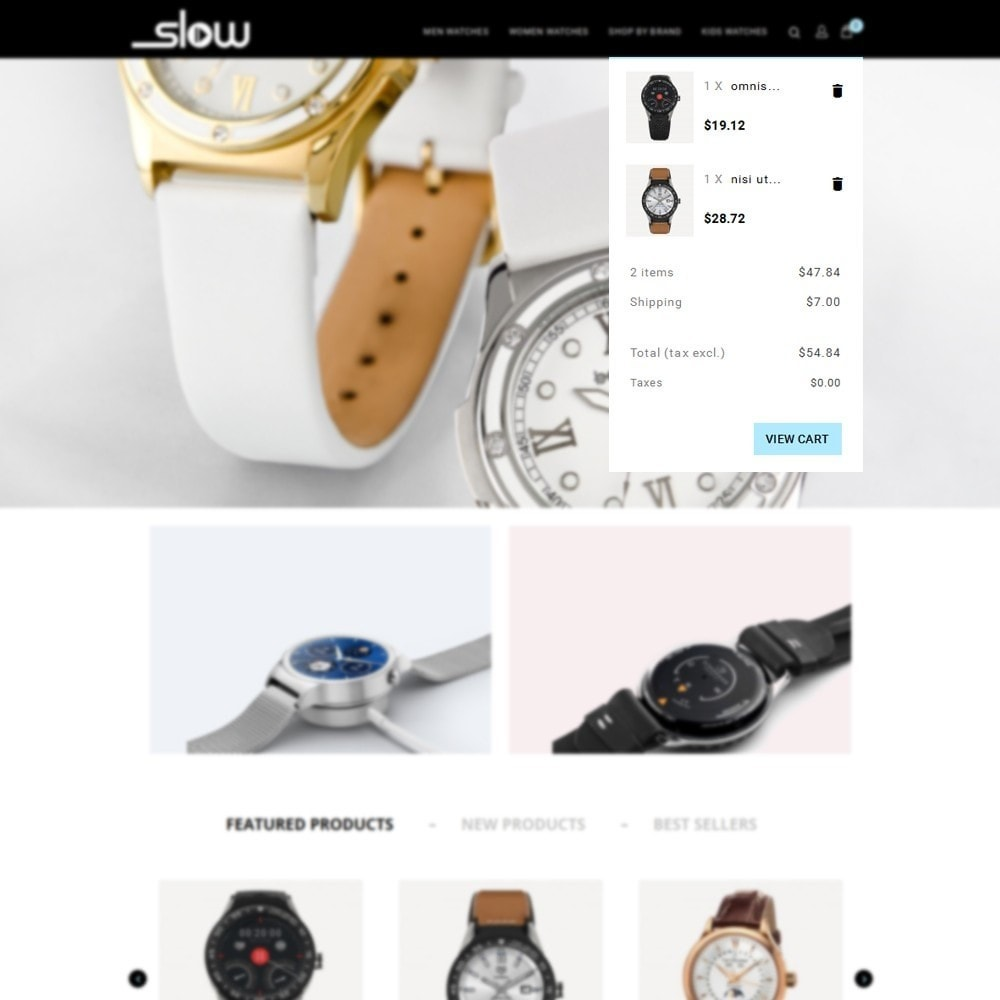 theme - Bellezza & Gioielli - Slow Watch Store - 8
