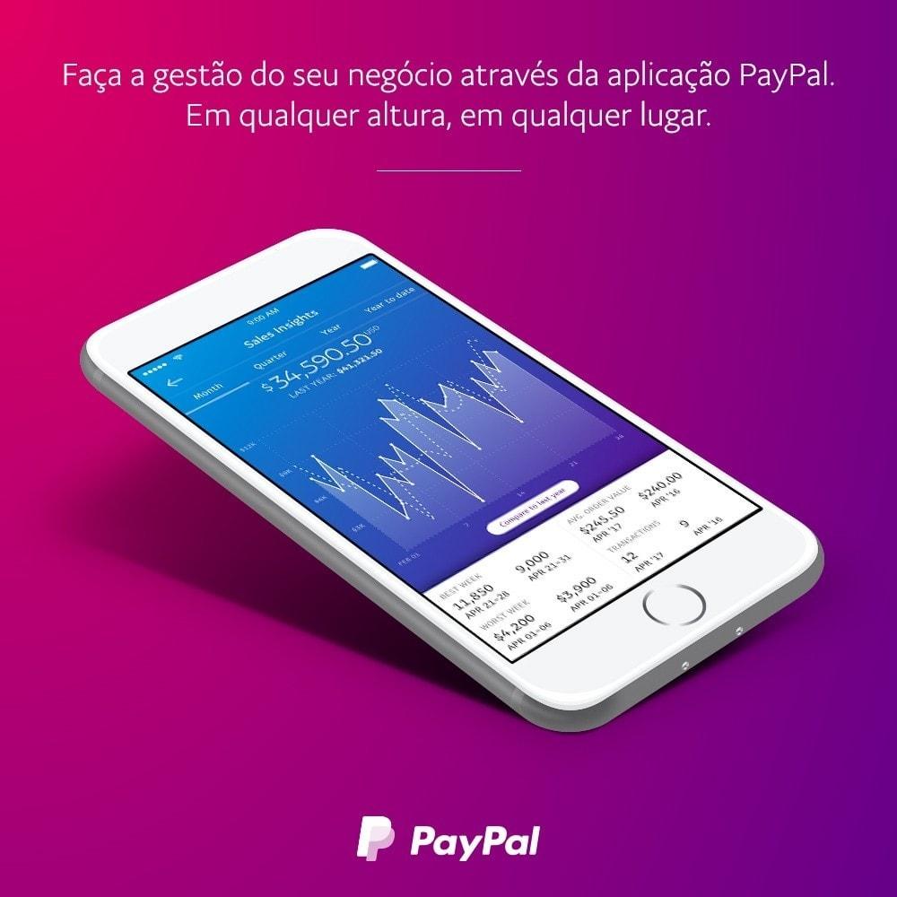 module - Pagamento por cartão ou por carteira - Oficial PayPal - 3